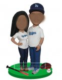 Bobble Heads Custom Baseball Lovers doll