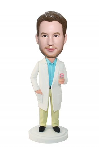 Custom Doctor Bobblehead Medical Bobblehead