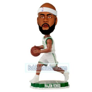 Custom Bobbleheads Basketball Player Ready To Get Three-point Sh