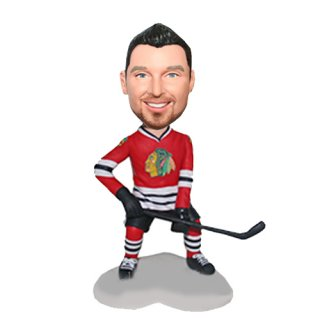 Custom NHL Bobblehead