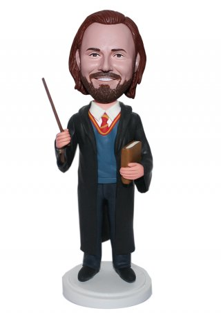 Custom Harry Potter And The Sorcerer's Bobblehead Doll From Photo