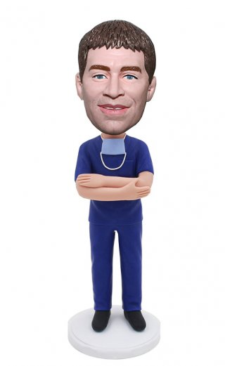 Custom Bobble Heads Doctor