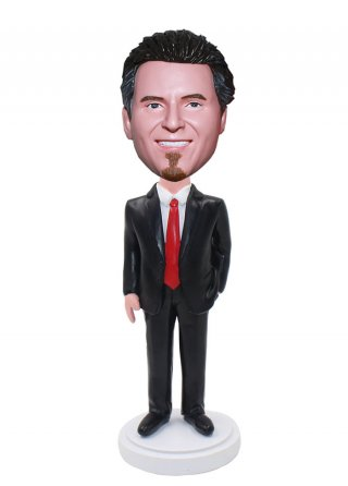 Custom Bobblehead Groupon Corporate Gifts
