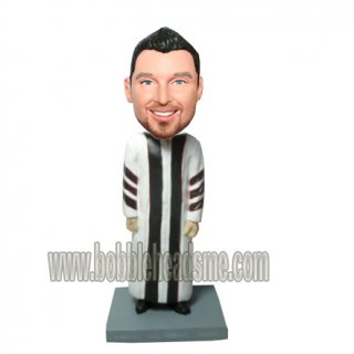 Custom Priest Figurine Bobblehead Doll