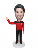 Custom Bobble Head Star Trek