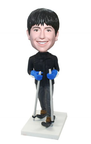 Custom Sport Bobbleheads Doll
