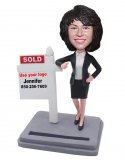 Custom SOLD Bobblehead Dolls Corporate Gifts