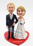 Customized Wedding Bobbleheads