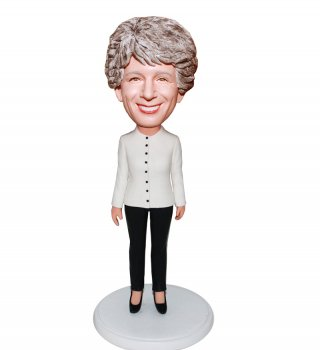 Customized Grandmother Bobble Head