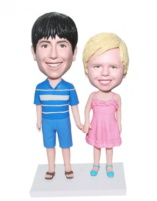 Best Personalized Bobbleheads Kids Gifts