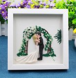 Use your wedding custom wedding scene Personal photo 10-inch Double Doll