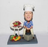 Cheap Custom Bobble Heads From Photo Potters
