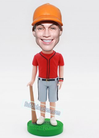 Custom Bobblehead Baseball Cheap