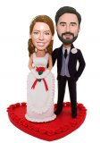 Custom Wedding Bobblehead US