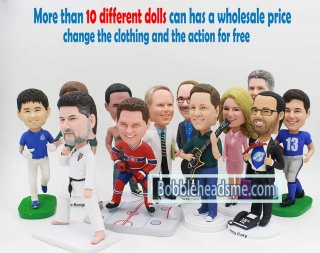 Bobbleheads Bulk Order More Than 10 Different Dolls
