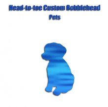 Design Your Own Custom Pets bobblehead Doll