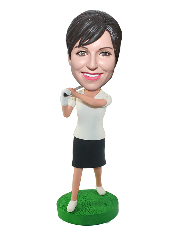 Custom Bobbleheads  Personalized Bobblehead made to look