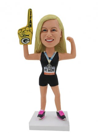 Personalized Bobbleheads That Look Like You Foam Finger