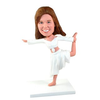 Aerobic Exercise Yago Female Customized Bobblehead