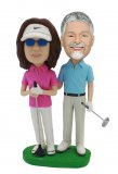 Custom Bobble Head To Look Like Me Golf lovers doll