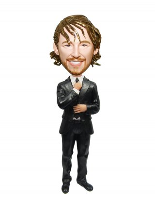 Cheap Personalized Bobbleheads Corporate Gift Ideas