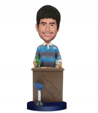 Custom Beer Bobbleheads gifts for Man