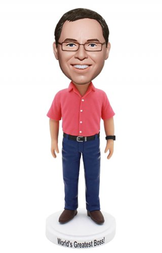 Custom Bobbleheads Bulk Cheap