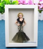 Fully customized doll with frame doll 9-inch bobblehead me