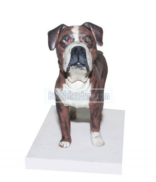 Custom Pets Bobble Heads From Photo