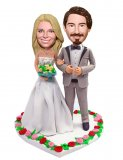 Bobble Heads For Wedding Cake Wedding Gifts