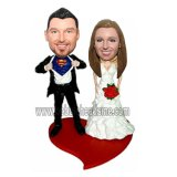 Custom Wedding Bobblehead Doll Wedding Gifts