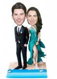 Custom Bobble Head Wedding Gift Ideas