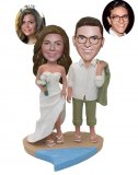 Custom Bobblehead Wedding Promotional Gift