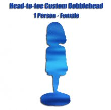 Design Your Own Custom Bobblehead Doll