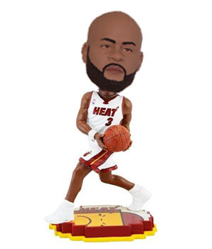 Bulk Order Custom NBA bobbleheads Basketball Player Shooting The Basketball